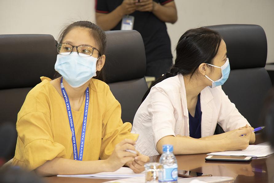 Hội thảo góp ý khung năng lực nghề nghiệp CTĐT Thạc Sỹ CNTT
