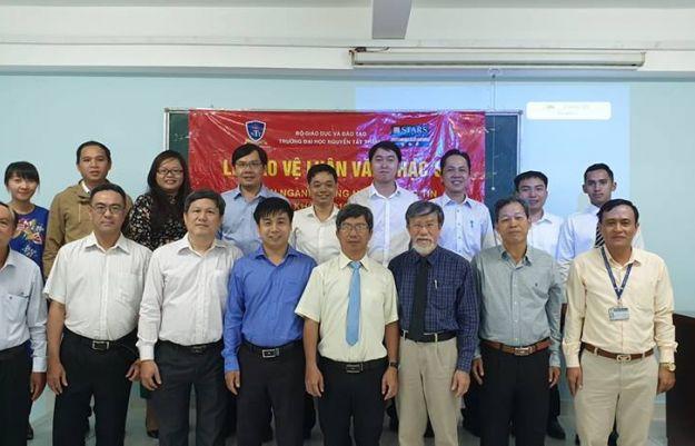 Lễ Bảo vệ Luận văn Thạc Sỹ ngành CNTT
