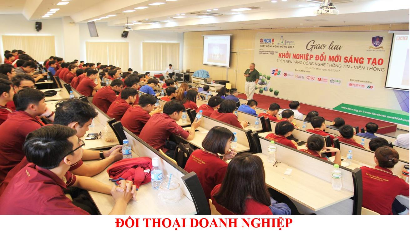 Chương trình gặp gỡ Tân Sinh viên 2021