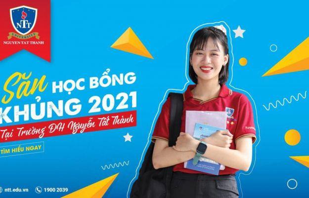 Nhận ngay học bổng 10 triệu đồng khi nhập học tại Trường ĐH Nguyễn Tất Thành